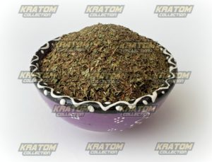 Green Malaysian Crushed Kratom - KratomCollection.com