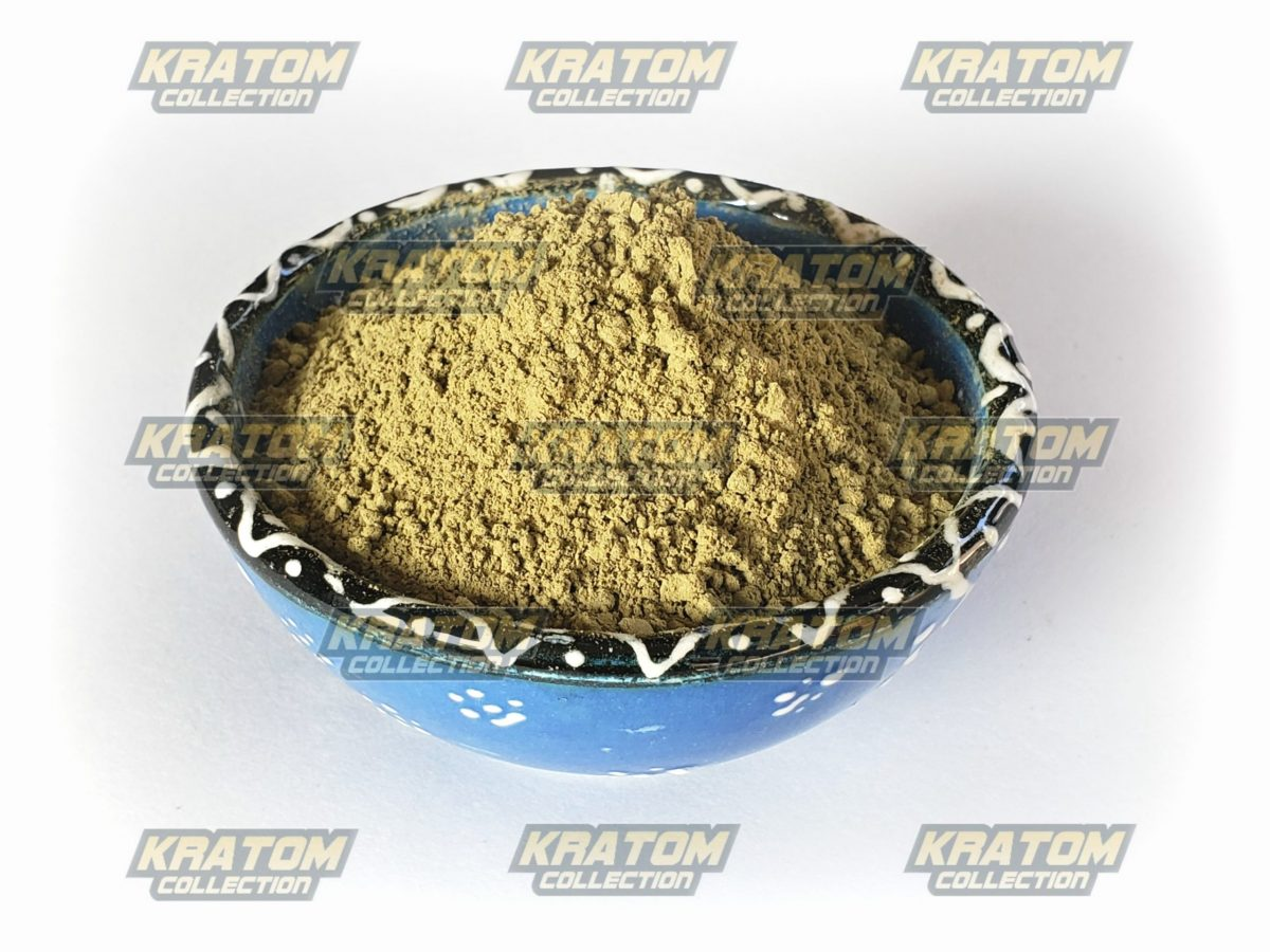 Green Maeng Da Powder - KratomCollection.com