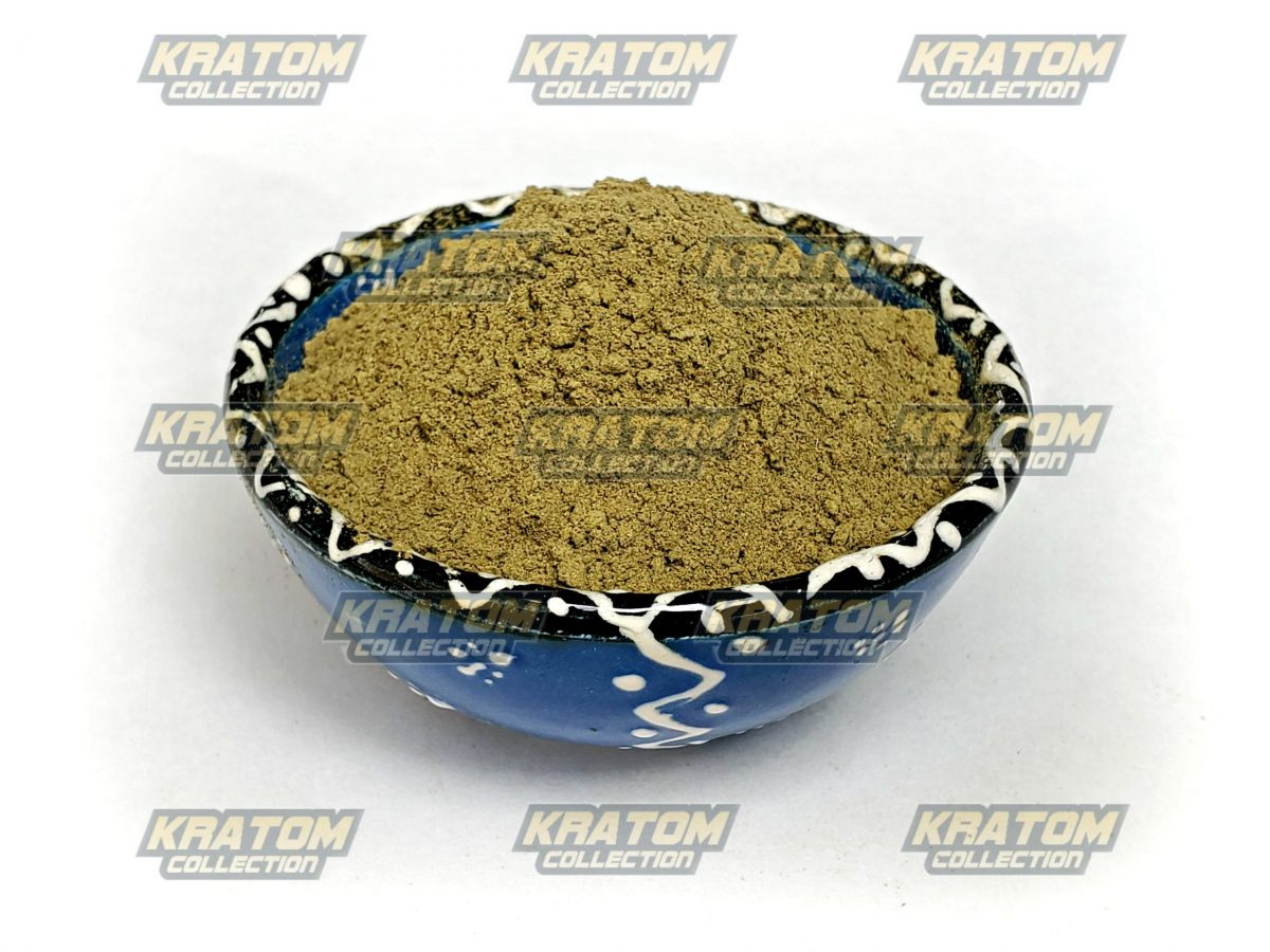 Green Thai Kratom Powder - KratomCollection.com