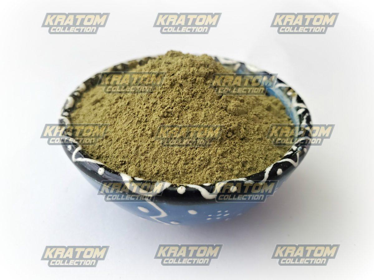 Super Green Kratom Powder - KratomCollection.com