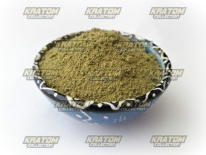 Super Green Kratom Powder - KratomCollection.com