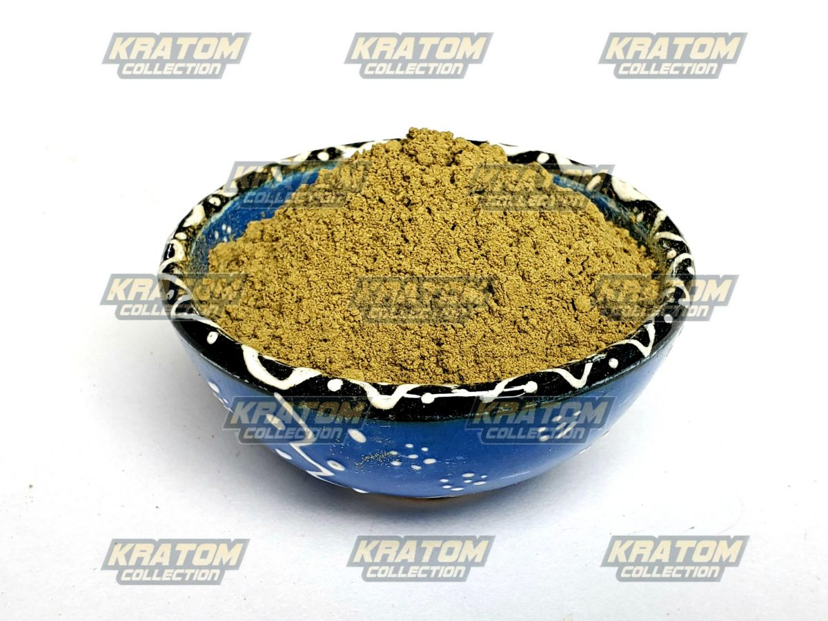 White Borneo Kratom Powder - KratomCollection.com