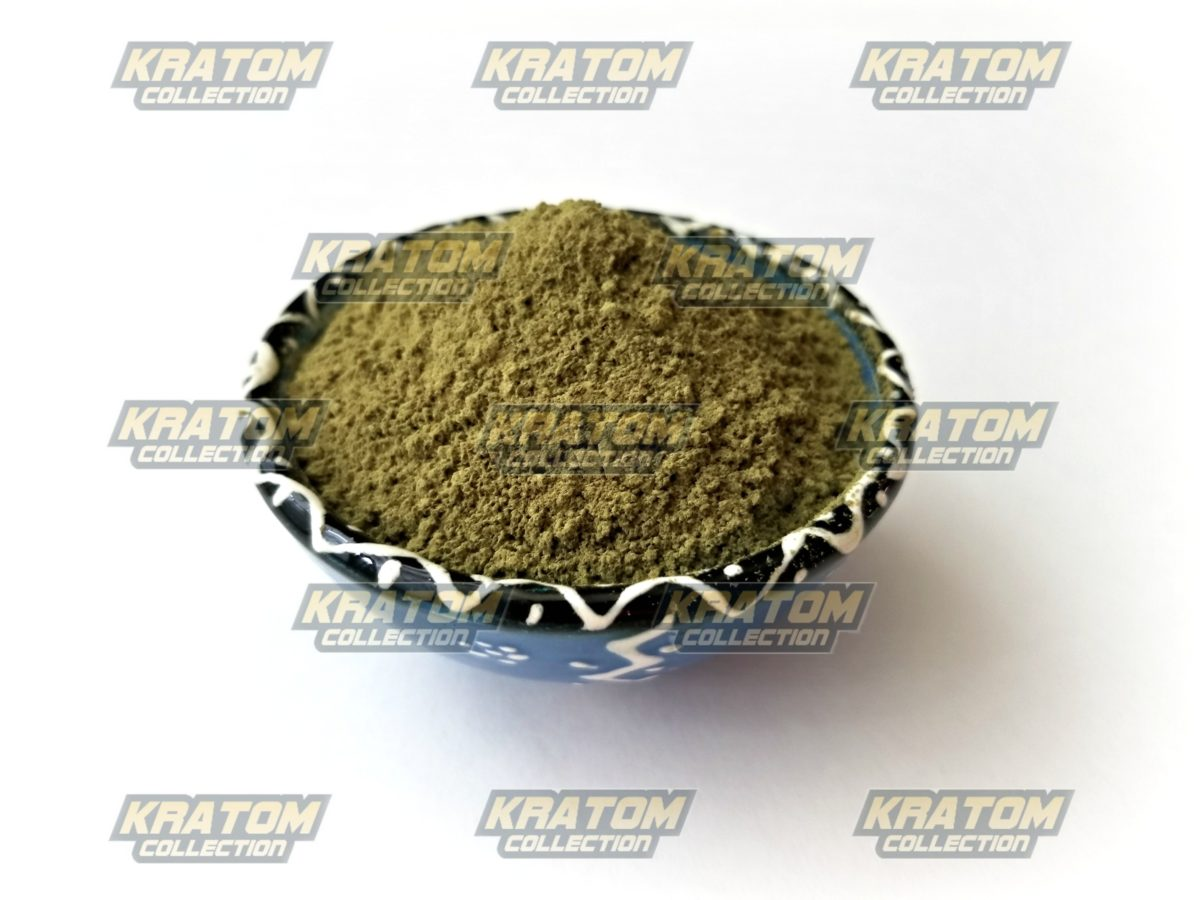 White Bali Kratom Powder - KratomCollection.com