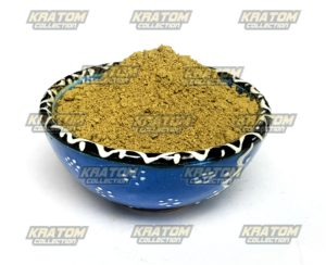 White Hulu Kratom Powder - KratomCollection.com
