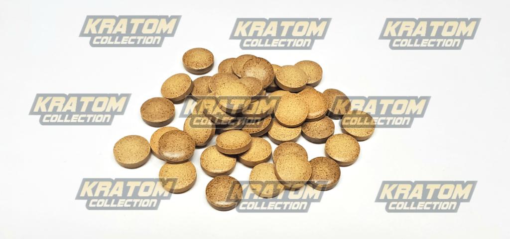 Kratom Isolate Tablets